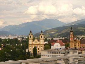 Sonnenplateau Tirol  augustus 2015