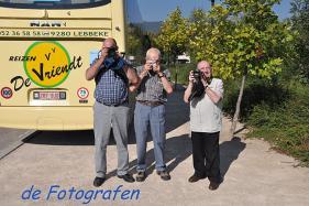Elzas met groep Koningslo september 2010
