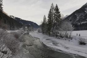 Winterreis Lechtal januari 2011