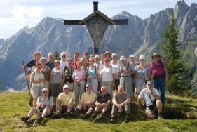 Het Salzburgerland (augustus 2008)