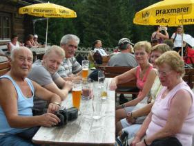 Wandelvakantie in het Lechtal (juli 2009)