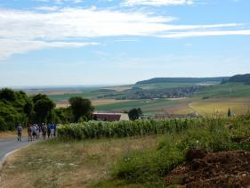 Balade Champenoise : juni