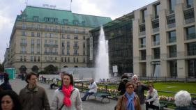 Berlijn  april 2015