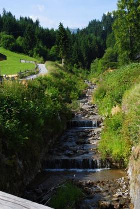 Tirol Wildschonau  juli 2013