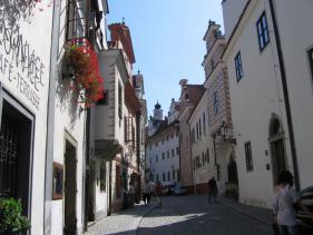 Tsjechie  augustus 2012