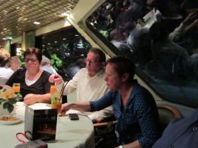 Cruise Rijn  oktober 2012