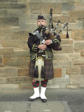 Wandelvakantie Schotland  september 2014