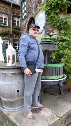 Wijnfeest Moezel : Augustus 2017