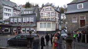 Jachtweekend in de Eifel  november 2015