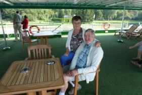 Cruise op de Seine  juli 2014